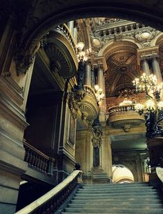 There were three things on our Paris list that did not get done.one of them was going to the opera at the Opéra de Paris . Paris 3, I Love Paris, Paris France, Opera Garnier Paris, Paris Opera House, Beautiful Horses, Beautiful Places, Victorian Gothic Decor, Music Of The Night