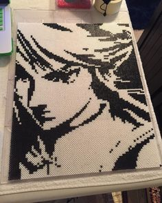 Link perler bead art by lyanripe