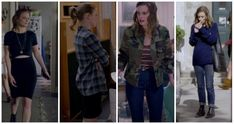 """Jennifer Eve, costume designer of """"Love"""", defines Mickey's style as """"a hangover Alexa Chung"""""""