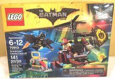 Lego Batman Movie 70913 Scarecrow Fearful Face-off 141 Pieces New Sealed Batman Film, Lego Batman Movie, Lego Dc, Lego Marvel, Face Off, Lego Space Sets, Lego Ninjago Minifigures, Bionicle Heroes, La Face