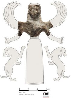 The Mistress Of Animals: Unique Ivory Statuette From The Artemision Of Ephesos - MessageToEagle.com