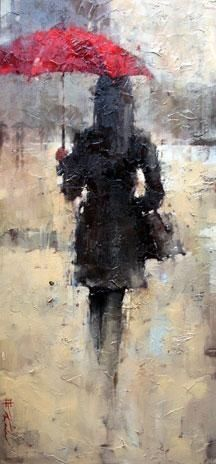Untitled Painting by Andre Kohn