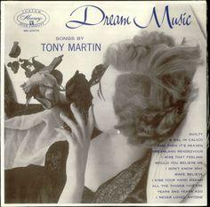 Tony Martin - Dream Music (1955)