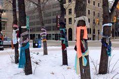 Se vires um cachecol atado na tua cidade este Inverno - é isto que significa | LikeMag | We Like You