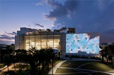 Amazing concert hall in South beach section of Miami Beach! Name the place!
