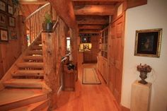 This Gorgeous Log Home in Upstate New York Is For Sale