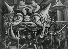 Hobgoblins, Imps and Wizards, the magical world of Georges Melies « Babylon Baroque