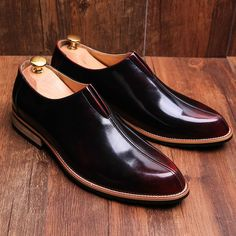 high quality genuine leather men shoes round toe black brown natural rubber male shoes lace up flats man footwear