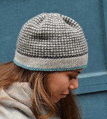 Knit giddy hat