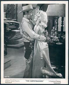 Alan Ladd & Carol Baker