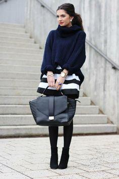 look femme pour l'hiver