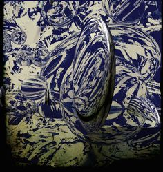 Mindsaver After Delft by Barbara Ann Levy, BAL, 2015, © Copyright.
