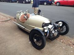 2013 Morgan 3 Wheeler //