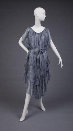 Dress Yves Saint Laurent, 1970s The Goldstein Museum of Design