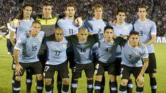 Quem é quem na seleção uruguaia? Nós apresentamos os 23 jogadores: http://trivela.uol.com.br/copa-2014-quem-e-quem-uruguai/… | pic.twitter.com/JRuqexEVaM