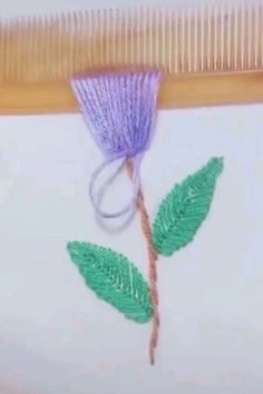 I love embroidery creatives hack The Effective Pictures We Offer You About Beaded Embroidery easy A Hand Embroidery Videos, Crewel Embroidery Kits, Bead Embroidery Patterns, Embroidery Stitches Tutorial, Hand Embroidery Designs, Embroidery Techniques, Ribbon Embroidery, Embroidery With Beads, Quilt Patterns
