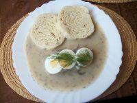 RECEPTY OMÁČKY   Mimibazar.cz Pudding, Ethnic Recipes, Desserts, Food, Tailgate Desserts, Deserts, Custard Pudding, Essen, Puddings