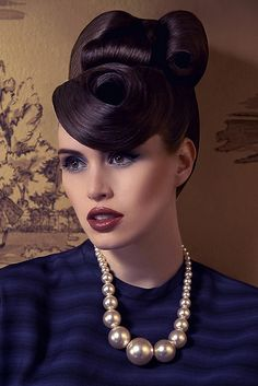 Photography by Lee John Mann  Styling by Victoria Barban  Hair by Eleni Georgiou  Makeup by Lauren Amps  Model: Amber (Profile Models)    Entire wardrobe is vintage clothing