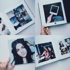 Instabook - prezentacja: Agata Jackowiak. Swoją fotoksiążkę z Instagrama zaprojektujesz na: http://printu.pl/fotoksiazka/instagram/