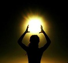 Visualizing energy and pulling it into your body - a qigong technique to help tonify and nourish energy
