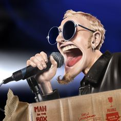 Layne Staley  / Alice in Chains