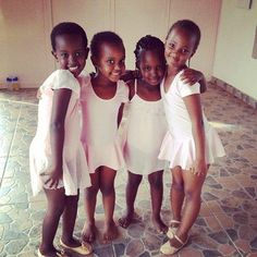 Naturally Beautiful Hair: Inspirational Photo of the Day Naturally beautiful little queens!