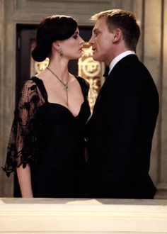 Casino Royale: vesper lynd and james bond