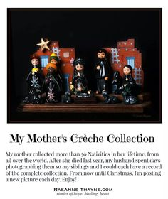 Mother's Chreche Collection