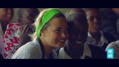 During the summer of 2013 Free The Children ambassador Demi Lovato spent her 21st birthday volunteering in the Masaai Mara in rural Kenya.
