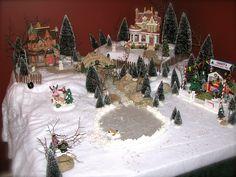Christmas Village Ideas | christmas village 2011 so today i set up my village