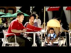 State Farm TV Spot Talking Mime : Funny Commercial 2013