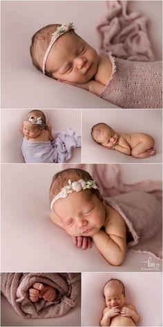 newborn girl in pink Newborn Posing, Newborn Photo Props, Newborn Session, Newborn Photos, Before Baby, Baby Wraps, Baby Sister, Baby Girl Newborn, Newborn Photographer