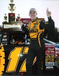 Matt Kenseth    2003 Trophie    Rouch Racing