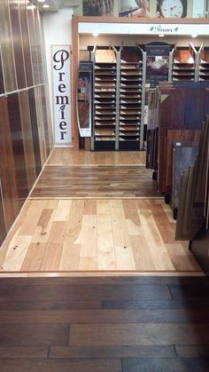 Our Wood Flooring Showroom