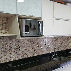Kitchen Room Design, Kitchen Sets, Diy Kitchen, Kitchen Interior, Kitchen Decor, Kitchen Backsplash, Kitchen Cabinets, Kitchen Appliances, Homer Decor