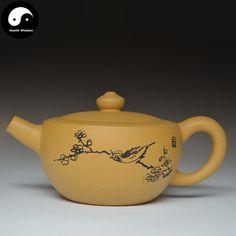 Yixing Zisha Teapot 140ml,Duan Clay
