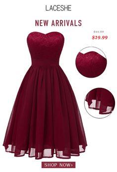 2c45fa63491 LaceShe Women s Sleeveless Chiffon Lace Stitching Dress