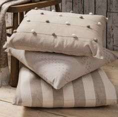 Gallery Direct Barnacle Bobble Cushion