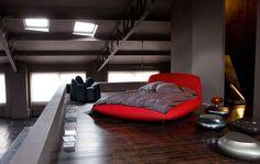 20 μοντέρνα κρεβάτια από την εταιρεία επίπλων Roche Bobois.