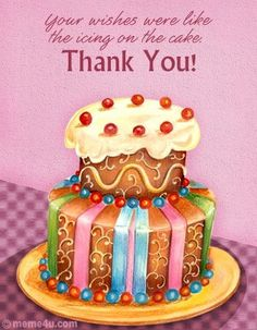 Beautiful Thank You Quotes, Notes and Sayings for your Birthday. Funny and sweet happy birthday thank you quotes for friends to thank the people that care! Thank You Quotes For Birthday, Thank You For Birthday Wishes, Birthday Thanks, Birthday Wishes Funny, Birthday Posts, Happy Birthday Images, Happy Birthday Greetings, Birthday Messages, Birthday Pictures