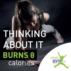 Don't just think about it: head to Simply Gym today!