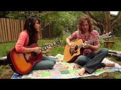 Dawn and Hawkes... Check them out. From Austin, TX amazing singer/songwriters!