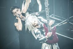 Hiro and Cazqui, Nocturnal Bloodlust