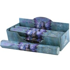 Wholesale Mystic aura incense by anne stokes - Something Different