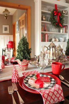 Home for Christmas » Talk of the House