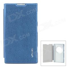Brand: USAMS; Quantity: 1 Piece; Color: Deep blue; Material: PU + PC; Compatible Models: Nokia Lumia 1020 (EOS); Other Features: Protects your device from shock, dust, scratch, water and abrasion with preserved spaces for access to ports and controls; Packing List: 1 x Case; http://j.mp/1ljBOXB
