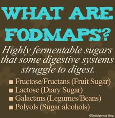 Yes, all the things my body violently rejects Ibs Fodmap, Fodmap Foods, Fructose Malabsorption, Ibs Diet, Fructose Free, Fodmap Recipes, Sugar Detox, Gluten Free Diet, Health And Nutrition
