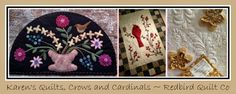 Karen's Quilts Crows and Cardinals: Tutorial - Mitered and Flanged Machine Binding Free Motion Quilting, Quilting Tips, Quilting Tutorials, Machine Quilting, Quilting Designs, Quilting Board, Quilt Binding Tutorial, Applique Tutorial, Quilt Corners