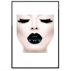 Poster - Mysterious lips