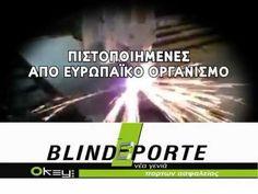 """Ο χρήστης BLINDEPORTE στο Twitter: """"ΠΟΡΤΕΣ ΑΣΦΑΛΕΙΑΣ - ΔΙΑΦΗΜΙΣΗ BLINDEPORTE https://t.co/2SPF0Yiezo via @YouTube"""""""